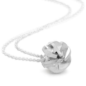 3d printed silver jewelry