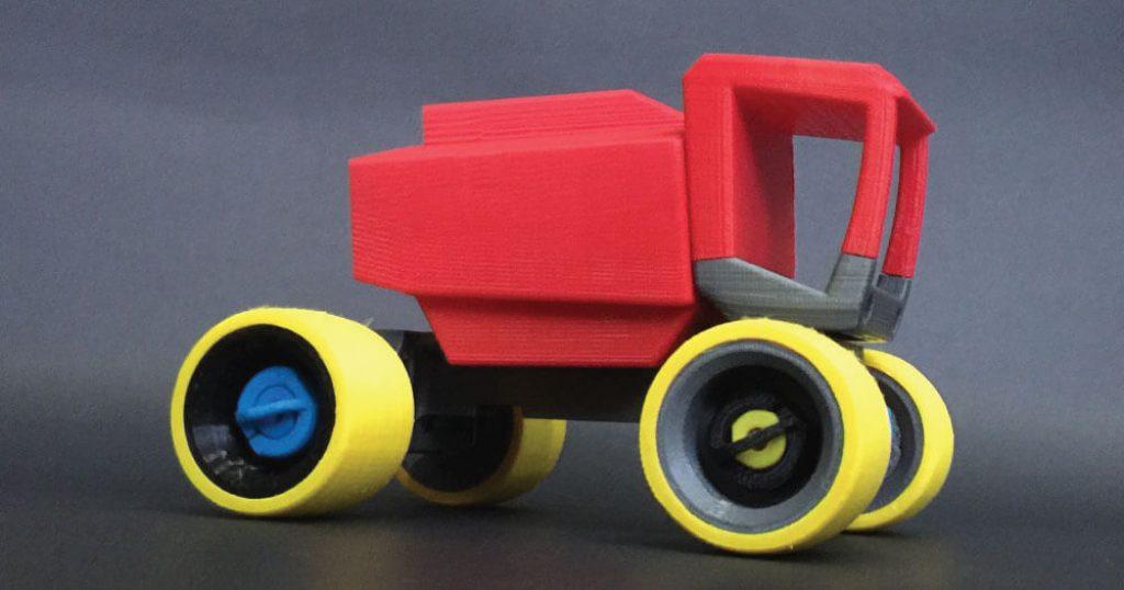 3d printing Designing Toys for Children