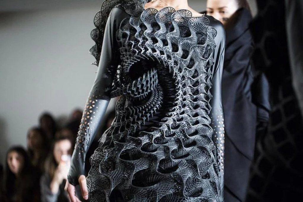 3d printing apparel fashion