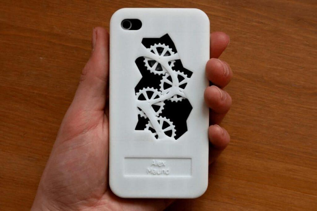 3d printing customized phone case