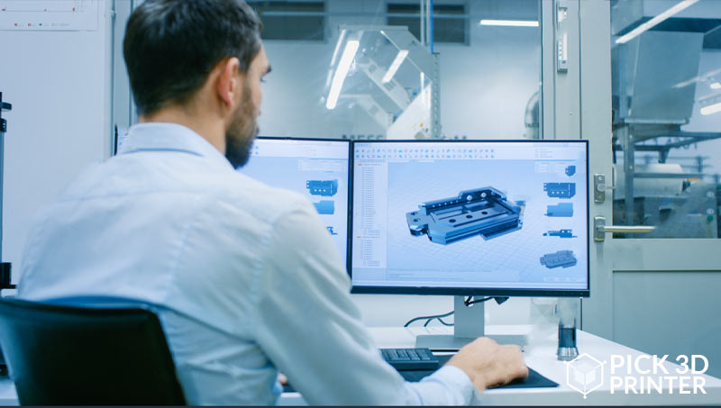 Designing a 3D model for 3D Printer