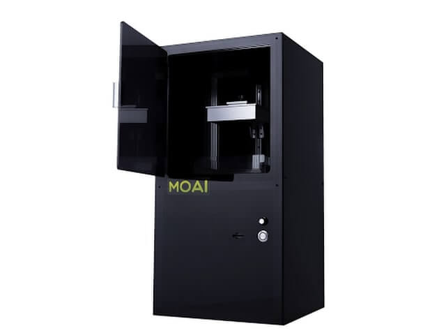 SLA 3D Printer by Peopoly Moai 3d printing