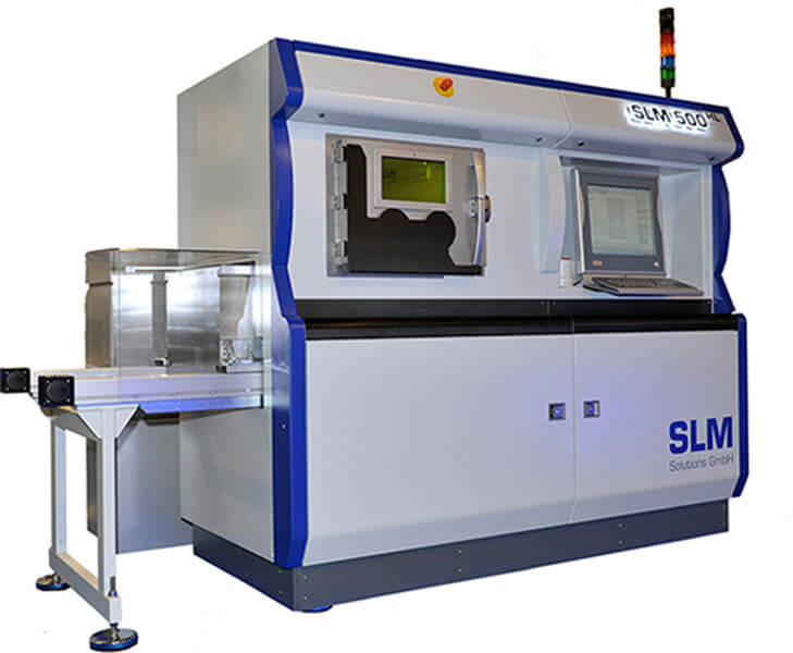 Selective Laser Melting (SLM) 3d printer
