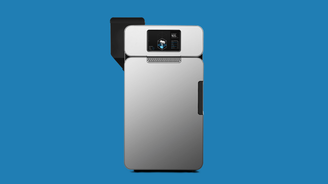 Selective Laser Sintering (SLS) 3d printer