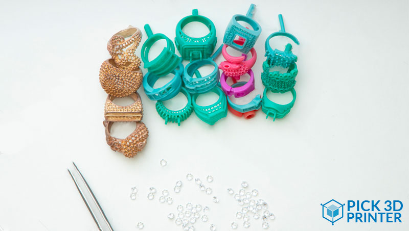 Why 3D Printing for Jewelry Making