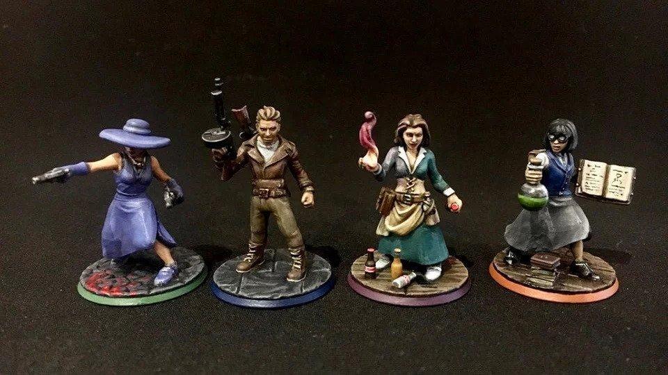 3D Printing Miniatures