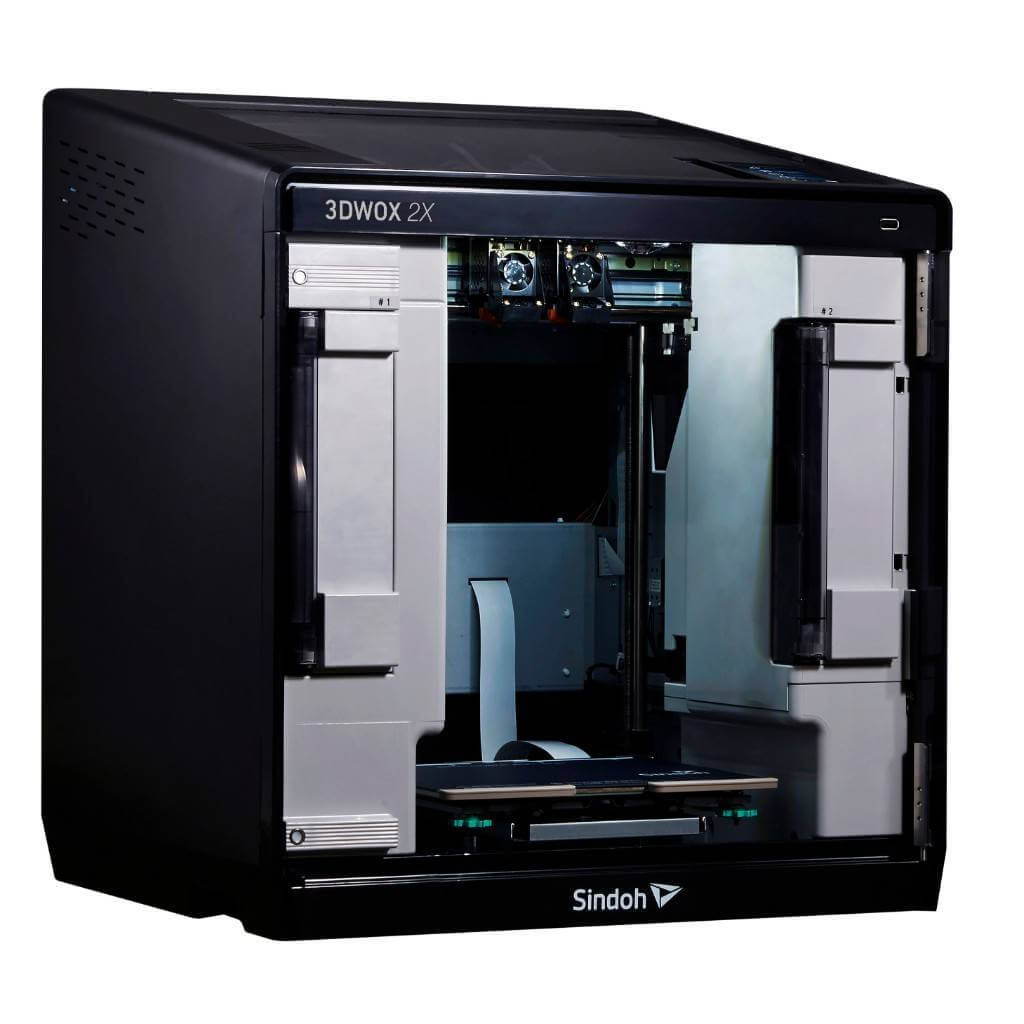3DWOX 2X 3D Printers for Beginners by Sindoh