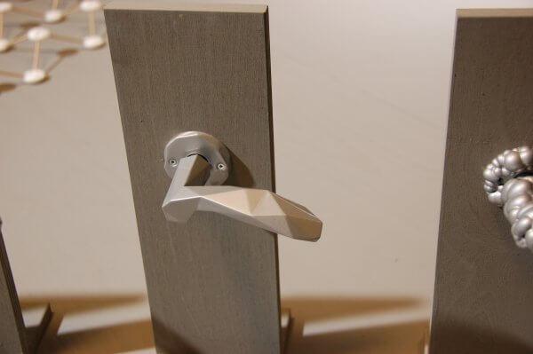 3d printed door knob