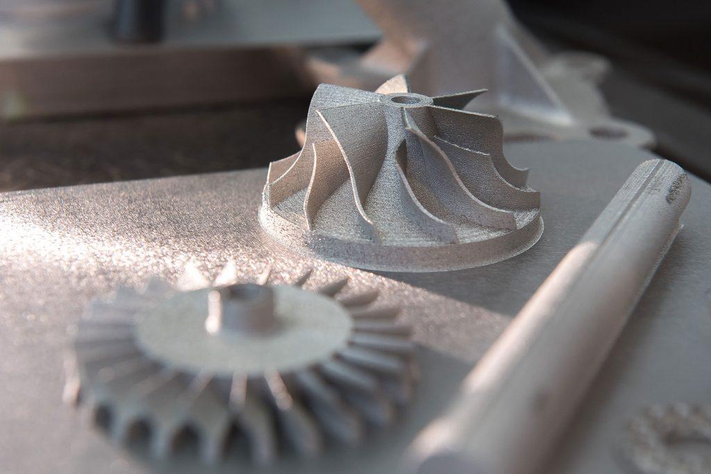 3d printing titanium