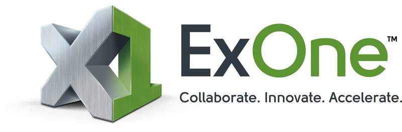 ExOne 3d printing logo