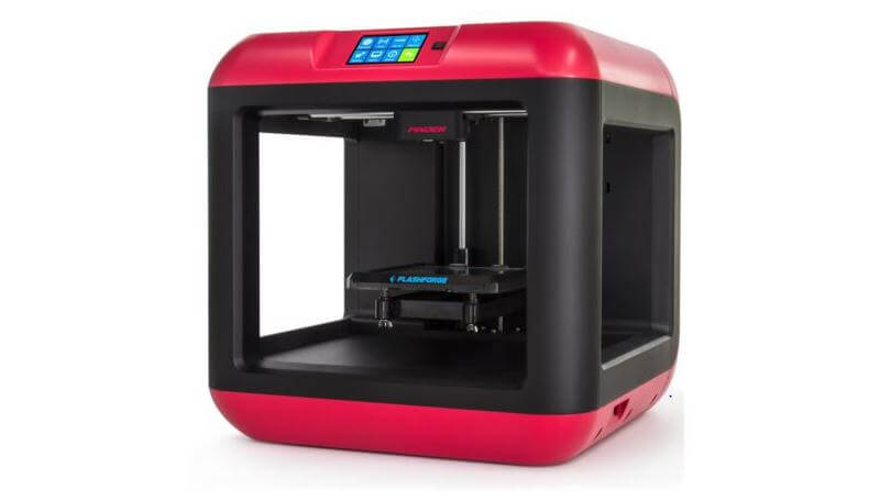 FlashForge Finder 3D Printers for Beginners
