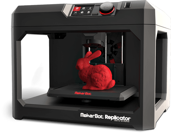 MakerBot Replicator+ 3d printer