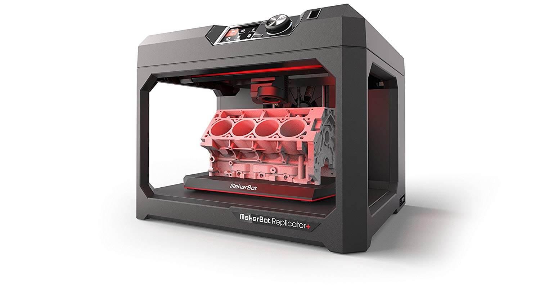 MakerBot Replicator Plus 3D Printer In-Depth Review