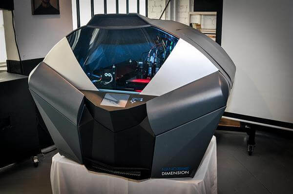 Nano Dimensions 3d printer