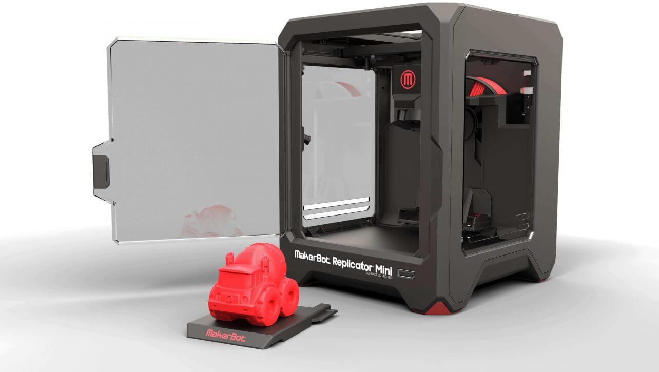 Replicator+ Mini by MakerBot