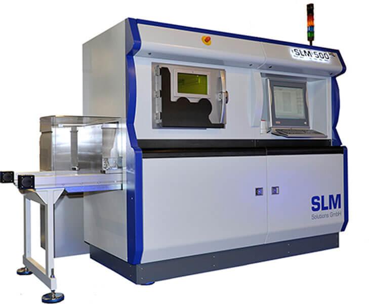 SLM Solutions SLM 500 HL 3d printer
