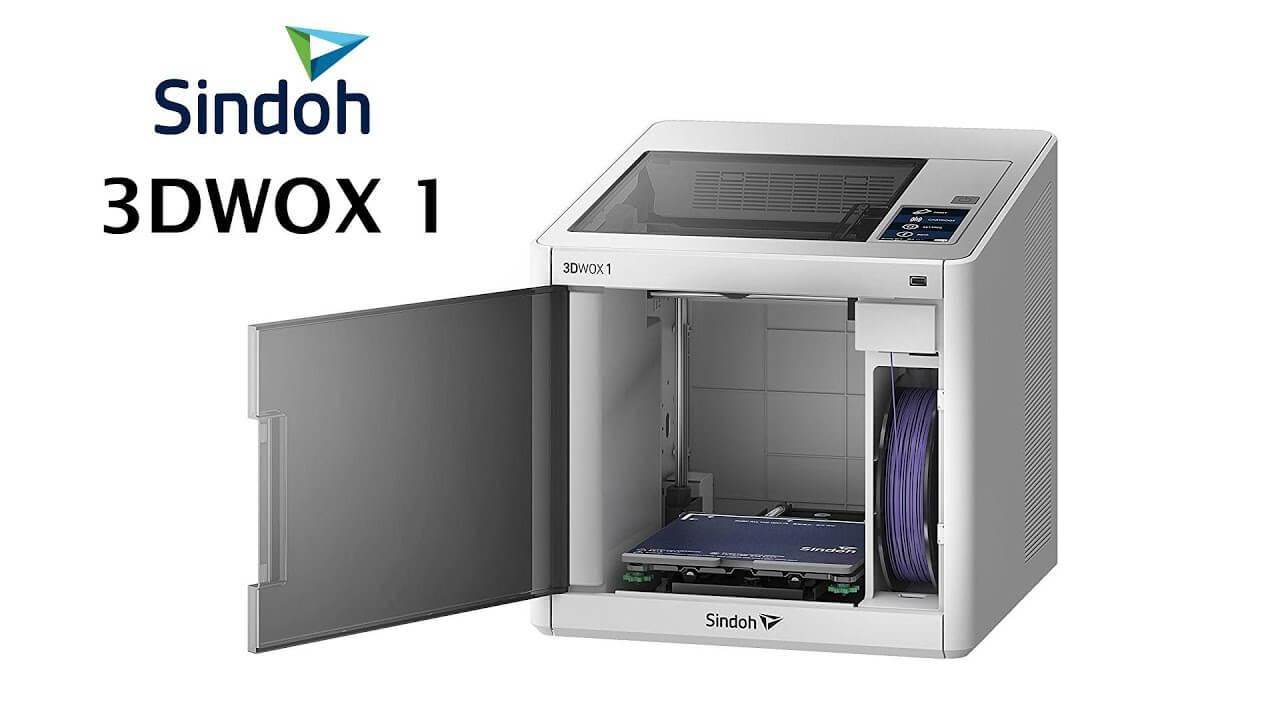 Sindoh 3DWOX 1 3d printer