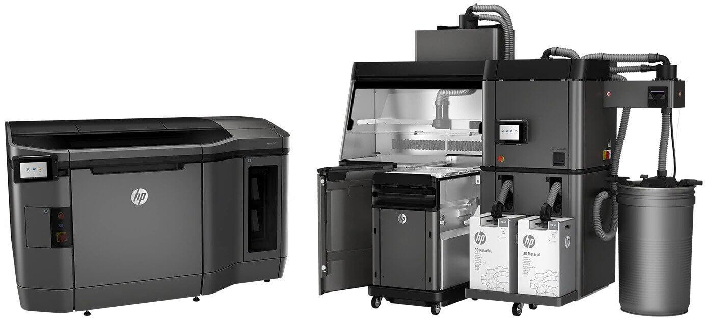 hp 3d printers