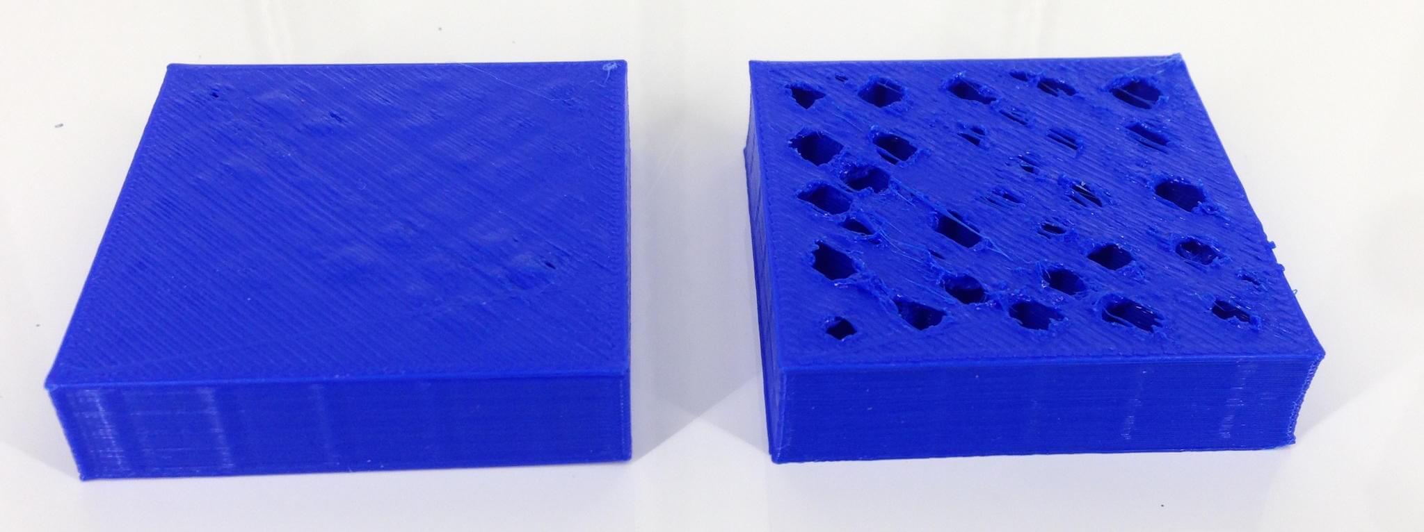 3D Print Pillowing