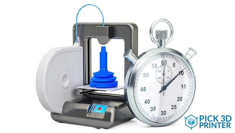 3D printer speed