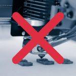 3D printing limitations