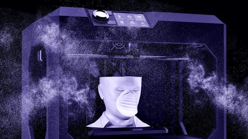 3d printing harmful gas leak