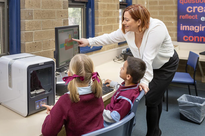 3d printing teaching