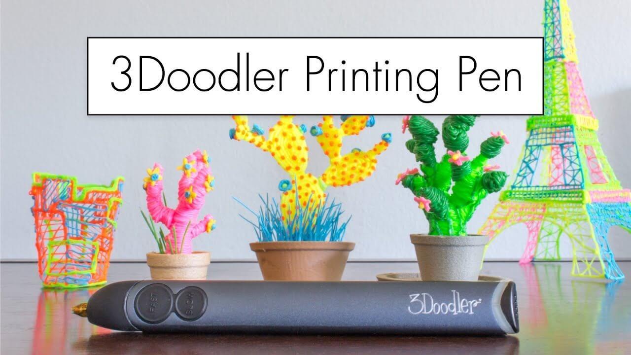 A 3D Doodler by 3Doodler