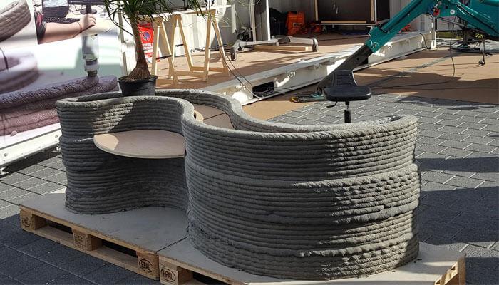 Construction 3d printing