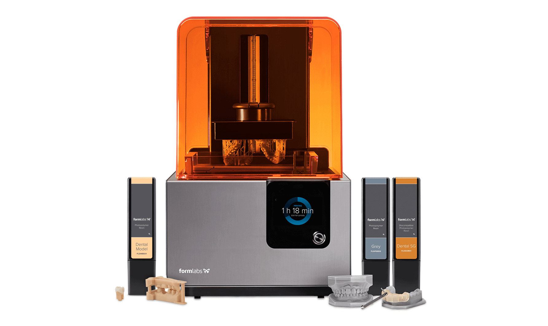 Form 2 by FormLabs 1