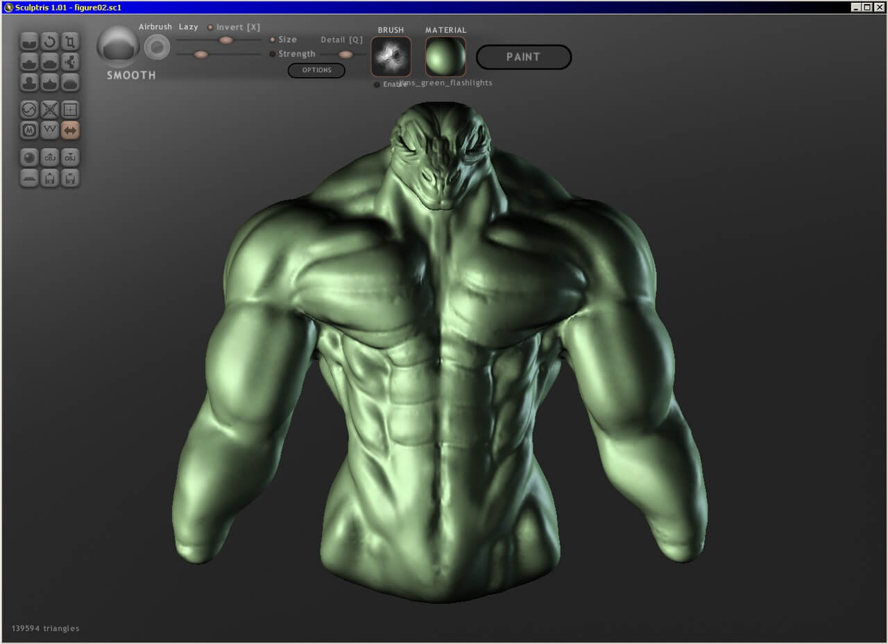 sculptris 3d modeling software