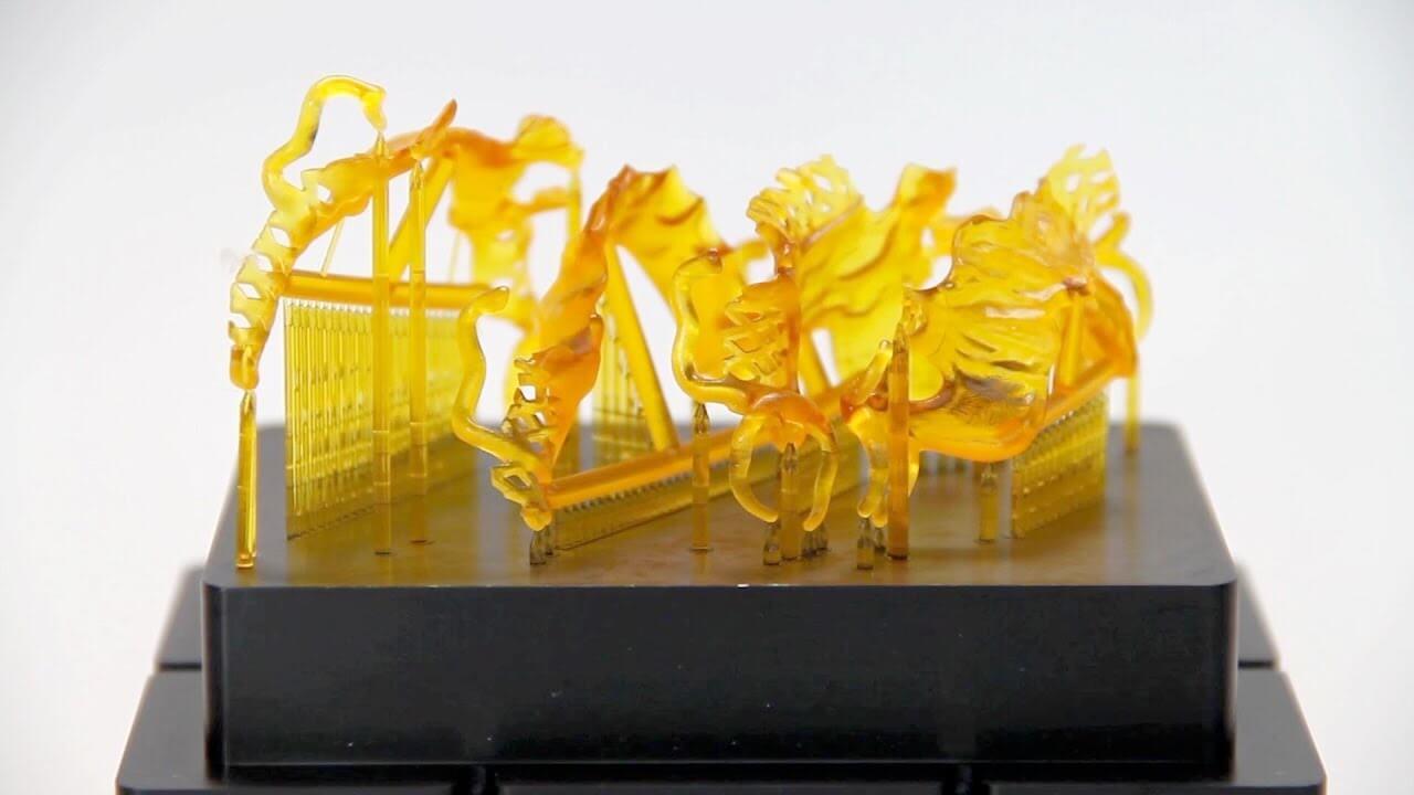 Vida cDLM by EnvisionTE 3d printed model (1)