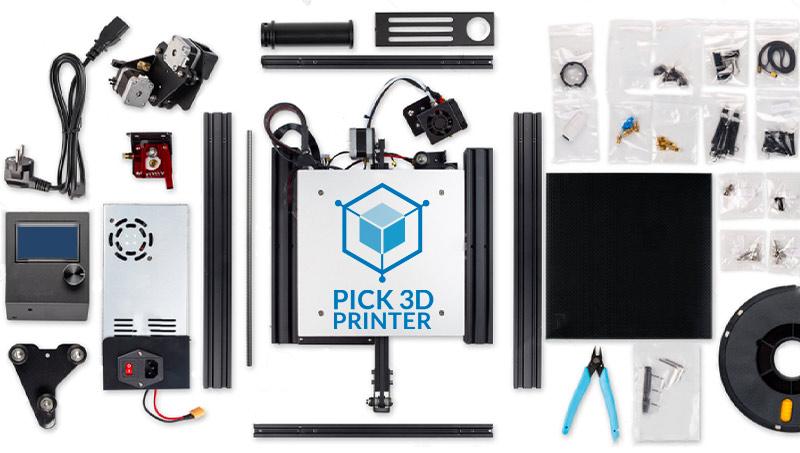 Building a 3D Printer or Buying a 3D Printer
