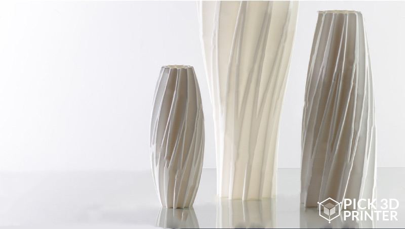 Decorate Home by 3D Printer for Home