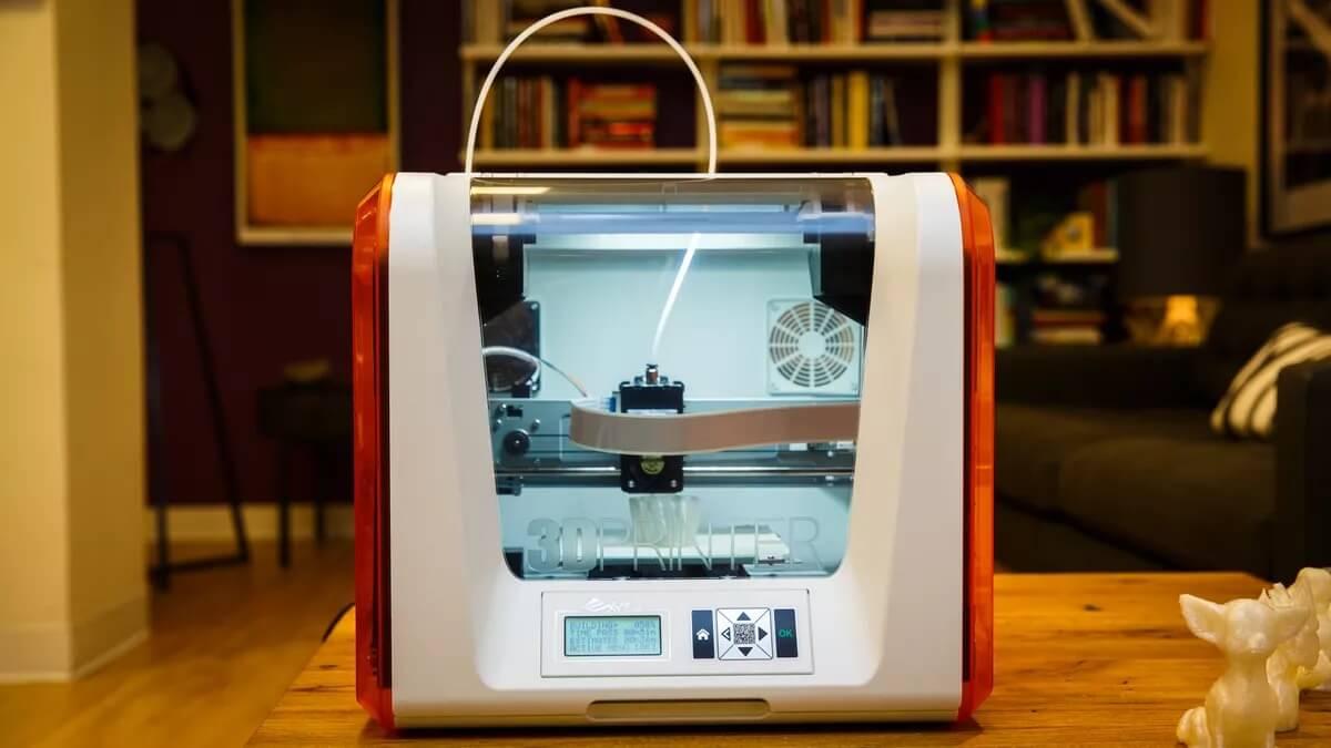 Da Vinci Jr. 1.0 by XYZprinting 3d printer