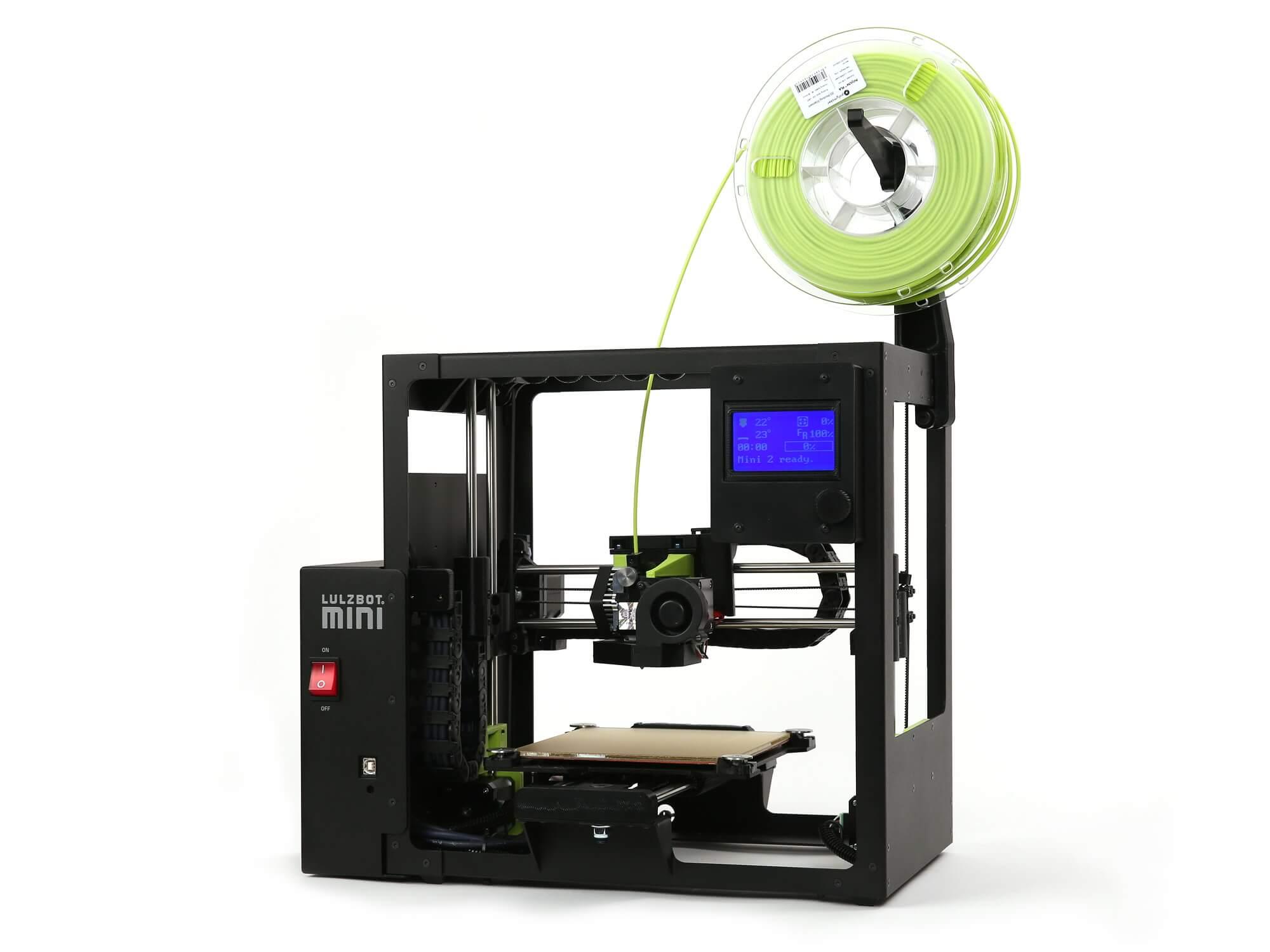 LulzBot Mini 23d printer