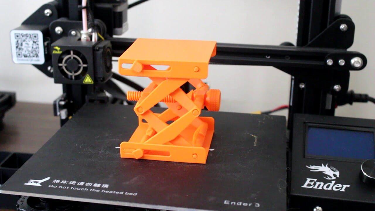 Comgrow Creality Ender 3 print quality (1)