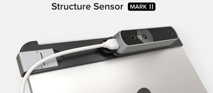 Structure Sensor MARK II by Occipital