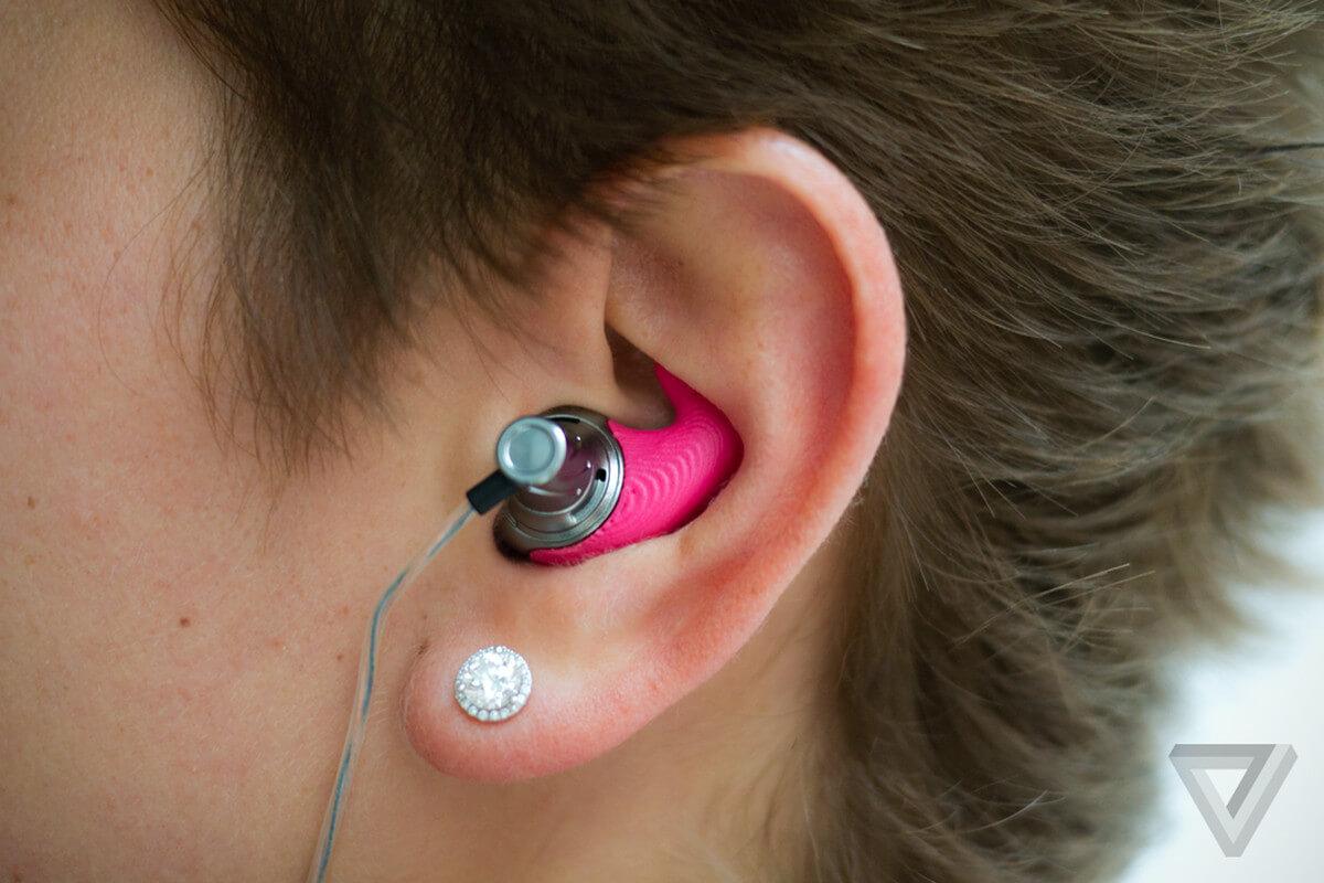 3D Printed Earbuds