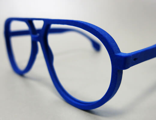 3D Printed Eyeglass Frames