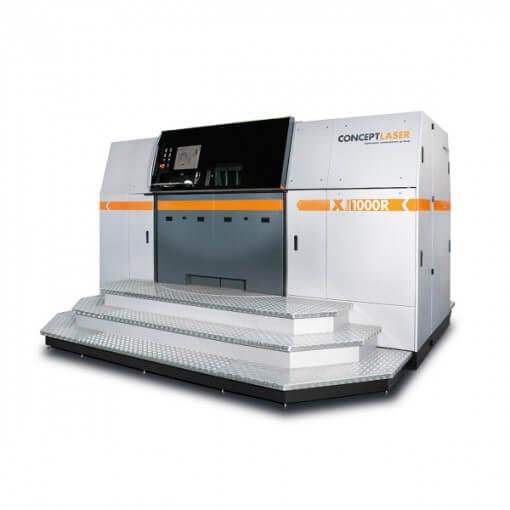 3D printer Concept Laser X line 1000R