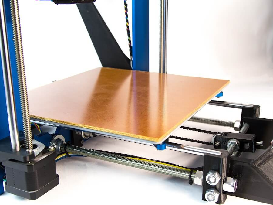 3d printing bed