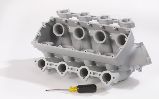 Automobile Industry 3D printing