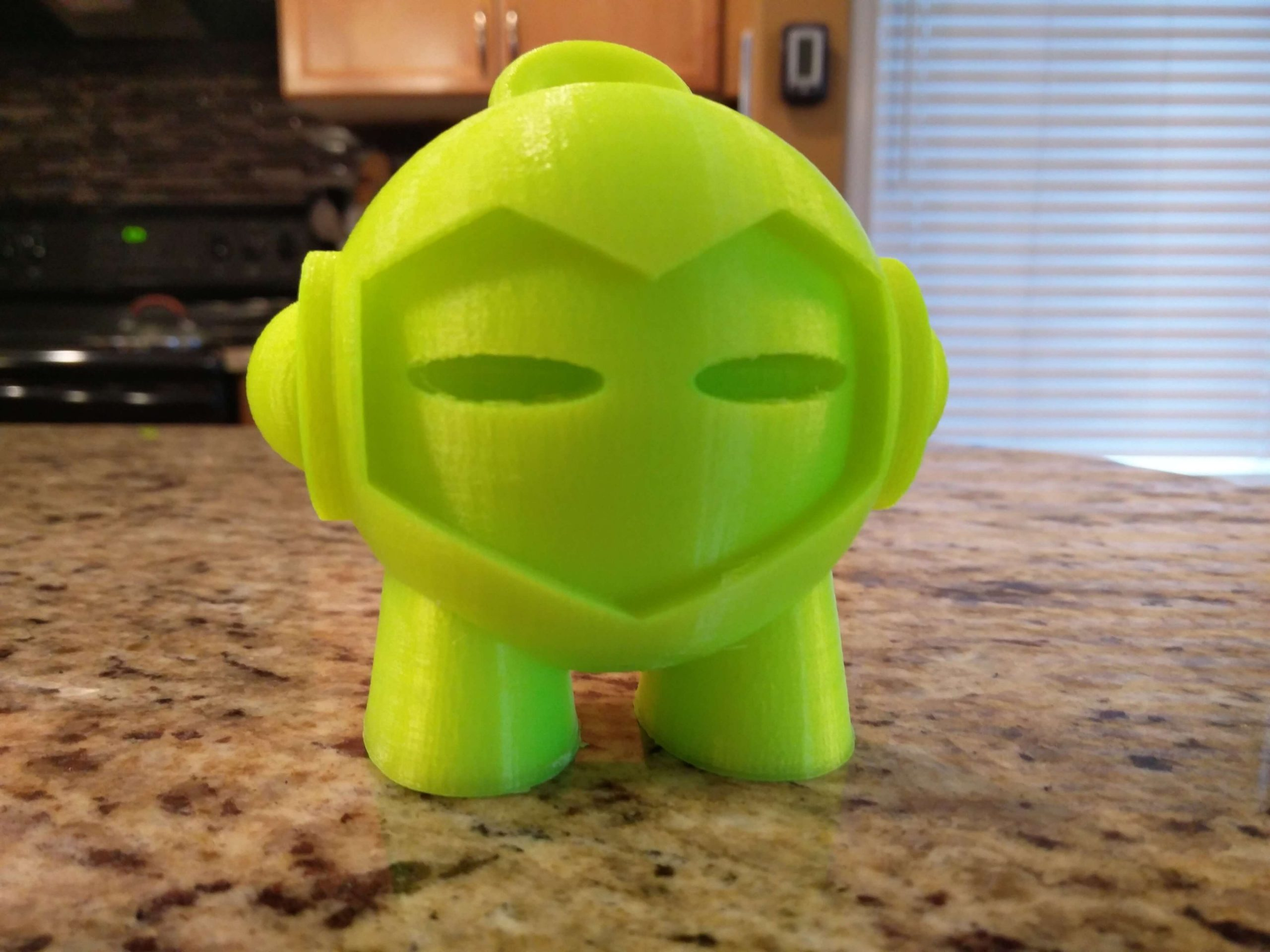 Bibo Dual Extruder print quality-