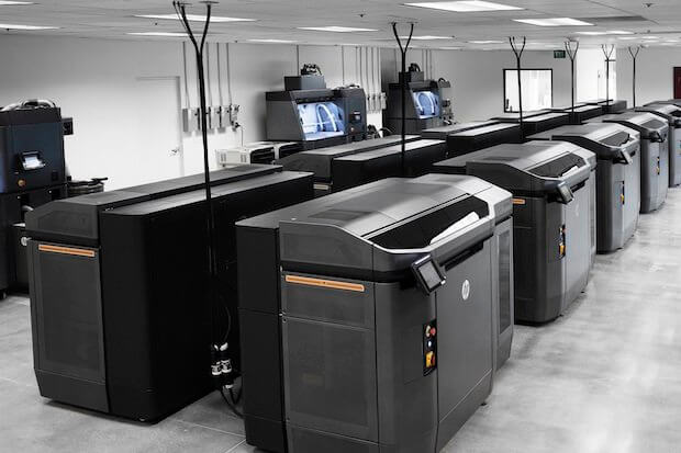 HP Jet Fusion 3D 4210 - industrial use