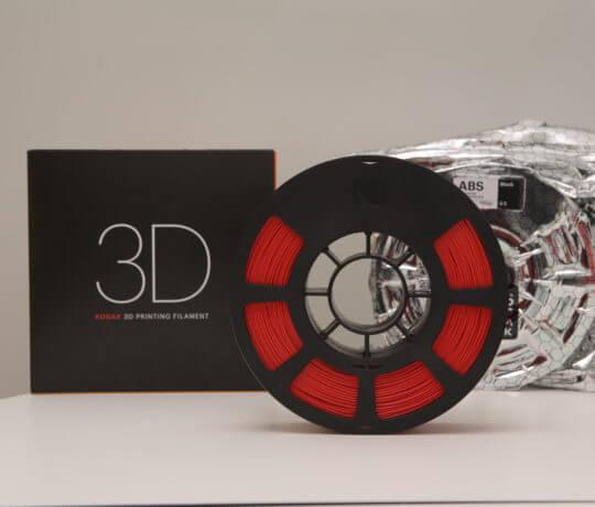 Kodak Portrait 3D Printer material