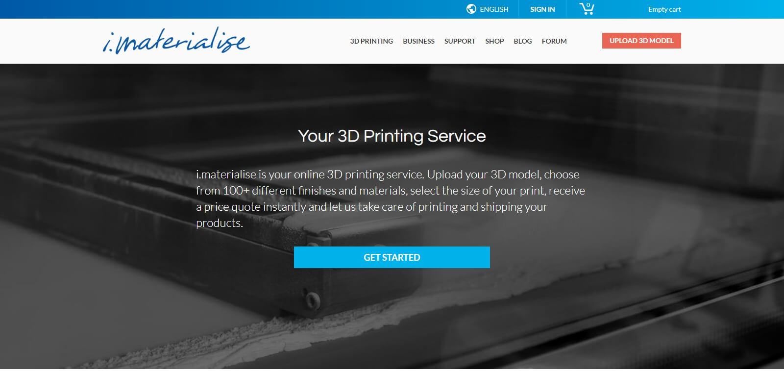Online 3D Printing Service - i.materialise - i.materialise.com