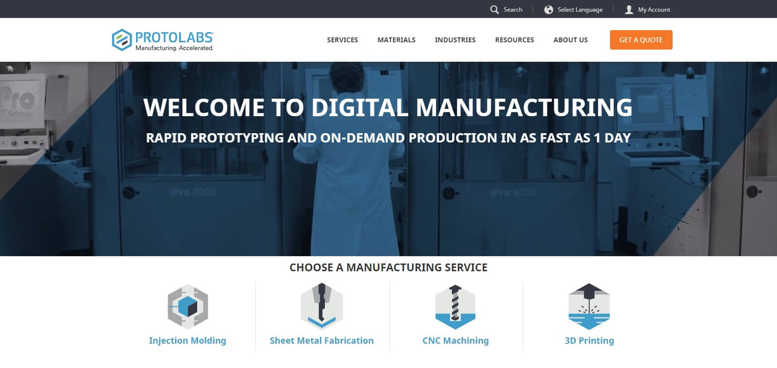 Protolabs - Rapid Prototyping & On-demand Production - www.protolabs.com