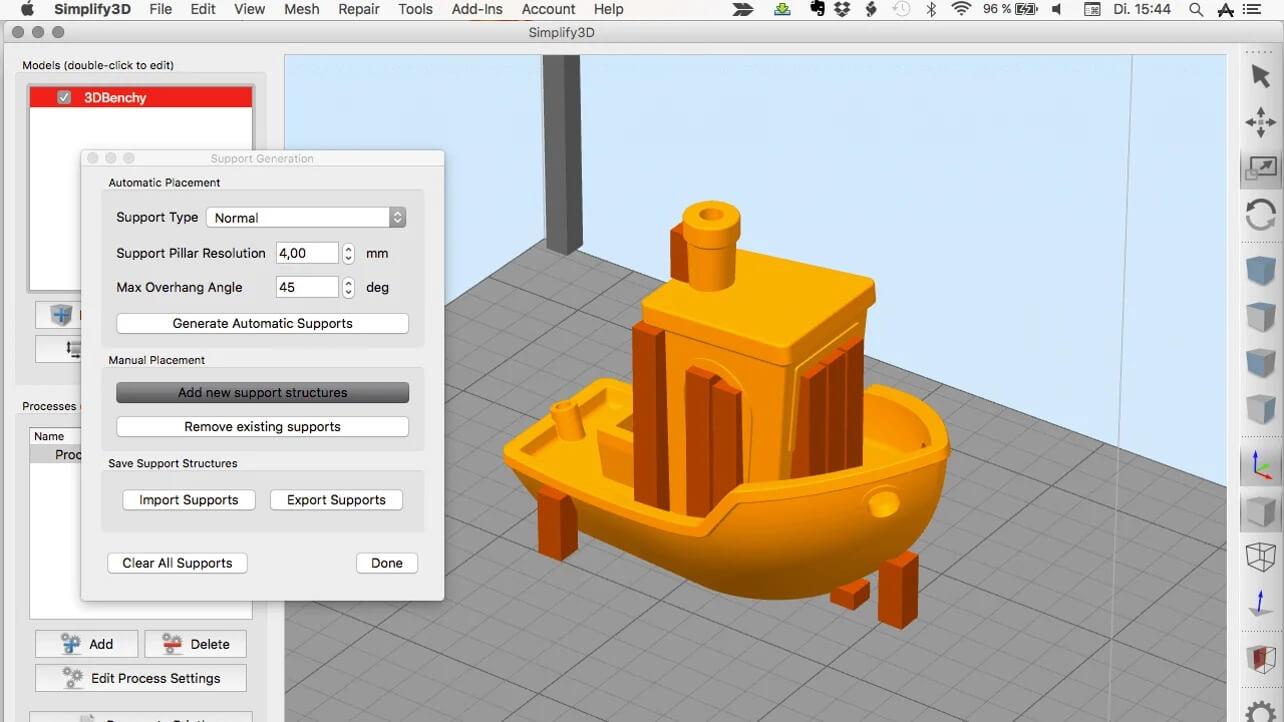 Simplify3D 3d slicer