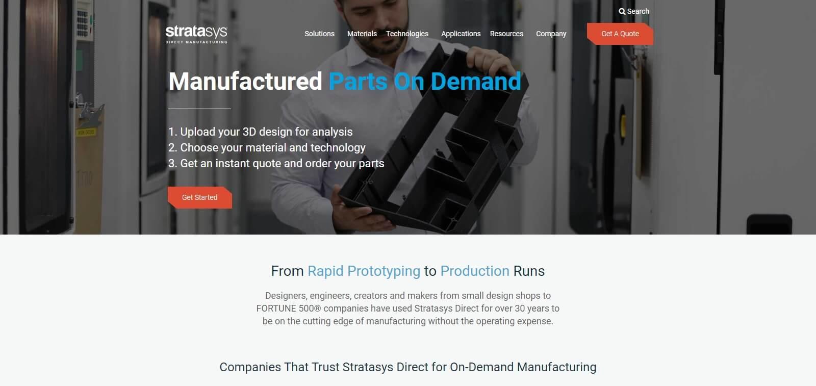 Stratasys Direct_ Manufactured Parts On Demand - www.stratasysdirect.com